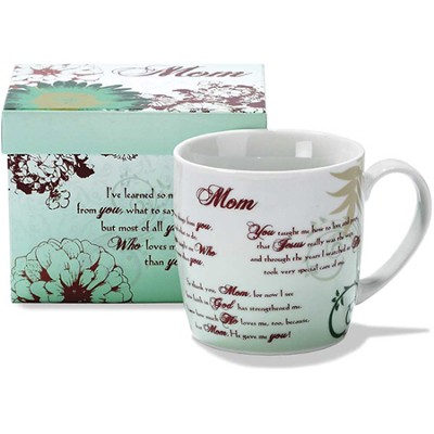 Mom, He Gave Me You Mug  -