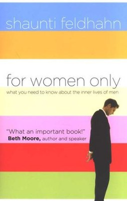 For Women Only; Large Print Edition   -     By: Shaunti Feldhahn