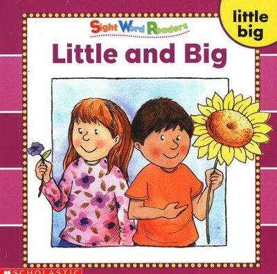 Sight Word Readers: Little and Big   -     By: Linda Ward Beech