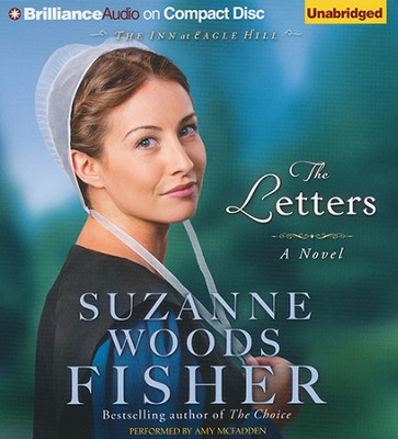The Letters: A Novel Unabridged Audiobook on CD   -     By: Amy McFadden