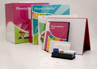 K12 Basic Phonics Kit   -