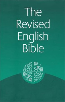 The Revised English Bible, Standard Text, Dark Green Hardcover  -