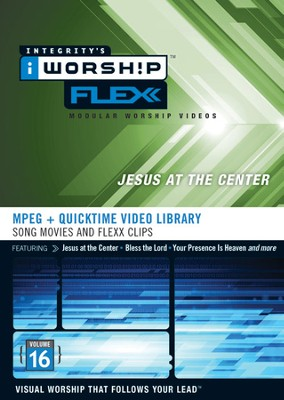 iWorship Flexx 16: Jesus at the Center   -
