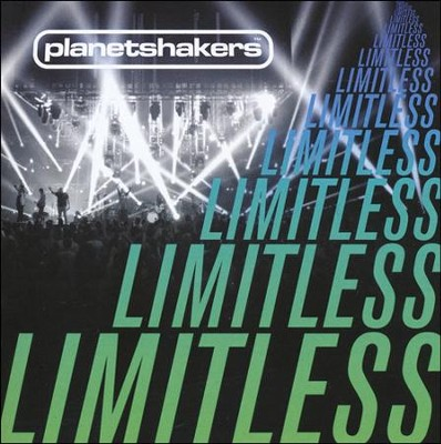 Limitless CD  - Slightly Imperfect  -     By: Planetshakers