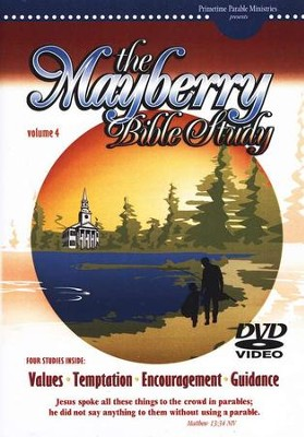 The Mayberry Study, DVD Leader Pack, Vol. 4   -     By: Stephen Skelton