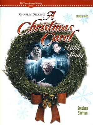 Charles Dickens A Christmas Carol Bible Study-Study Guide  -     By: Stephen Skelton