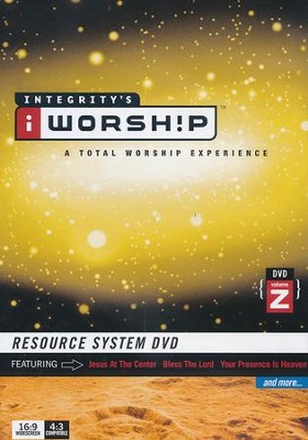 iWorship Resource System DVD Z   -