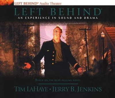 Left Behind #1  - Dramatized Audiobook on CD           -     By: Tim LaHaye, Jerry B. Jenkins