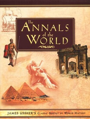 The Annals of the World  -     By: James Ussher