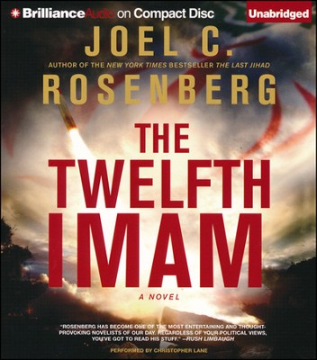 #1: The Twelfth Imam: A Novel Unabridged Audiobook on CD  -     By: Joel C. Rosenberg