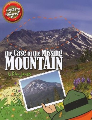 The Case of the Missing Mountain  -     By: Kim Jones