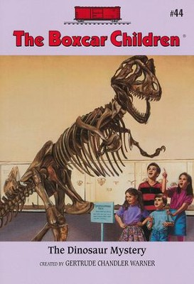 The Dinosaur Mystery  -     By: Gertrude Chandler Warner