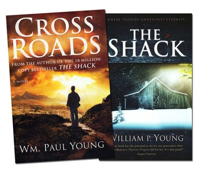 William Young Pack: Cross Roads and The Shack, 2 Vols.   -     By: William Young