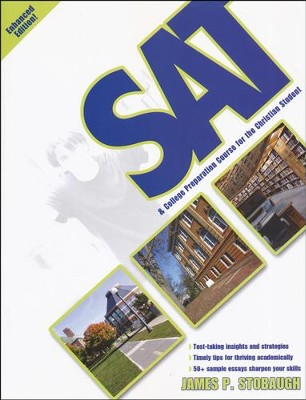 SAT & College Preparation Course for the Christian Student  -     By: James Stobaugh