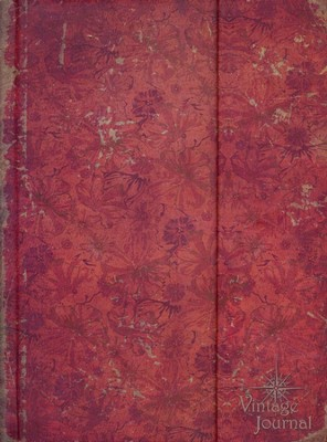 Classic Journal, Burgundy  -