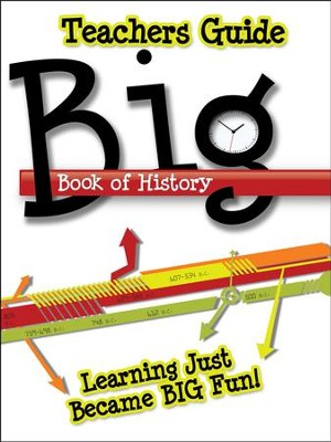 Big Book of History, Teacher's Guide   -     By: Laura Welch