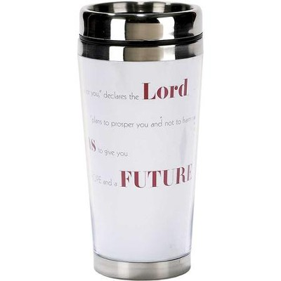 Jeremiah 29:11 Travel Mug  -