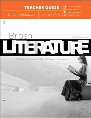 British Literature: Cultural Influences of Early to Contemporary Voices, Teacher Book  -     By: James Stobaugh