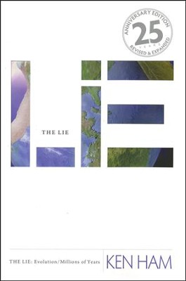 The Lie: Evolution, 25th Anniversary Edition  -     By: Ken Ham, Joaquin Fernandez