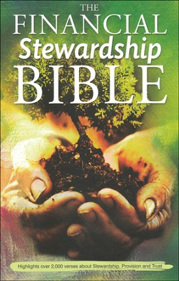 CEV The Financial Stewardship Bible   -