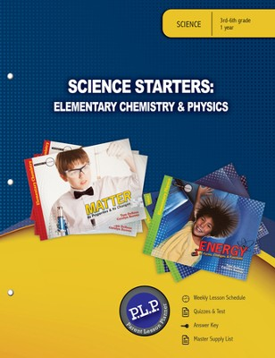 Elementary Chemistry & Physics Parent Lesson Planner   -