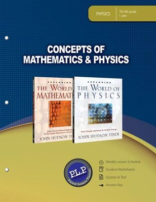 Concepts of Mathematics & Physics Parent Lesson Plan  -