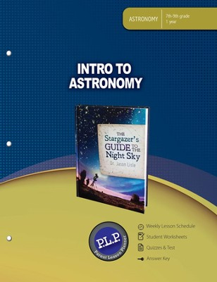 Intro to Astronomy Parent Lesson Plan  -