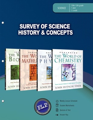 Survey of Science History & Concepts Parent Lesson Plan  -
