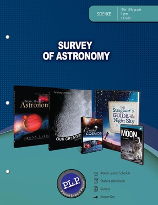 Survey of Astronomy Parent Lesson Plan  -