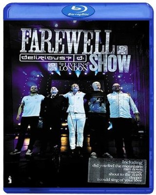 Farewell Show, Blu-ray   -     By: Delirious?