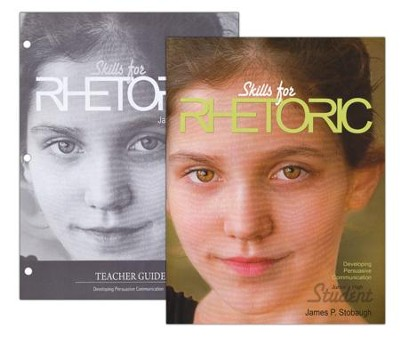 Skills for Rhetoric Pack, 2 Volumes  -     By: James P. Stobaugh