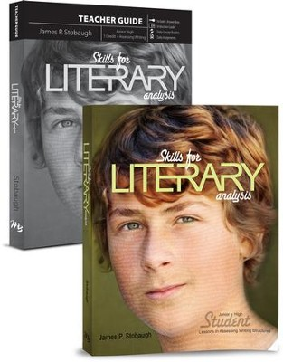 Skills for Literary Pack, 2 Volumes  -     By: James P. Stobaugh