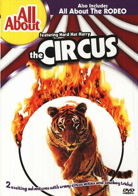 All About the Circus/All About Rodeos   -