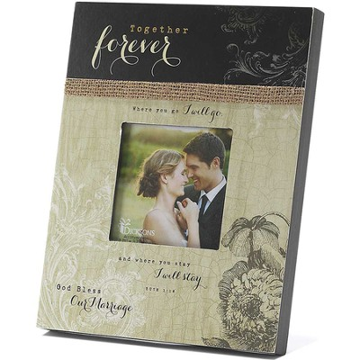 Together Forever Photo Frame  -