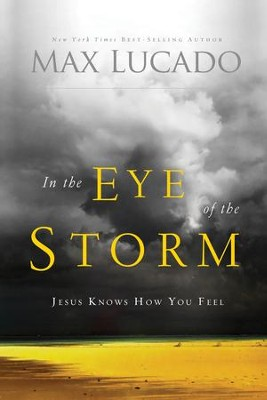 In the Eye of the Storm: A Day in the Life of Jesus - eBook  -     By: Max Lucado