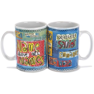 Names Of Jesus Mug  -