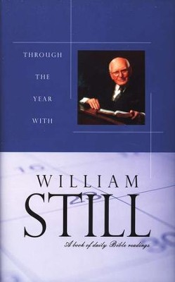 Through The Year With William Still  -     By: David Searle