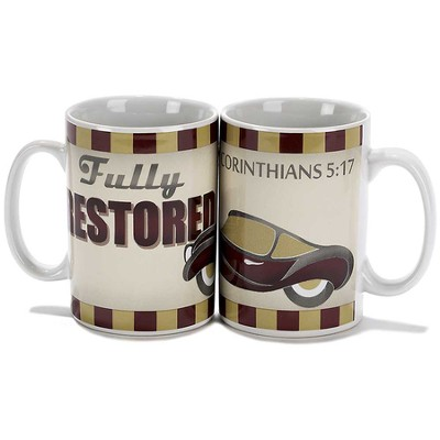 Fully Restored Mug  -