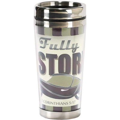 Fully Restored Travel Mug  -