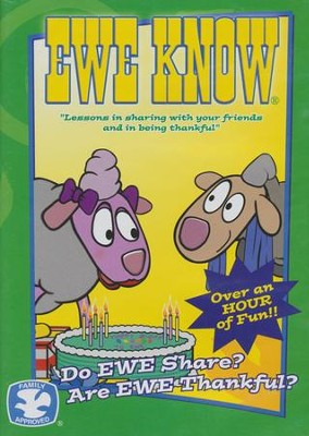 Do Ewe Share?/Are Ewe Thankful?   -
