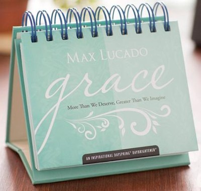 Grace: More Than We Deserve   -     By: Max Lucado