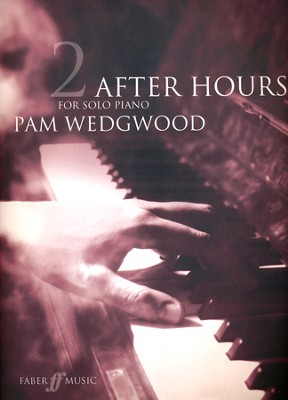 After Hours for Solo Piano, Book 2  -     By: Pam Wedgwood