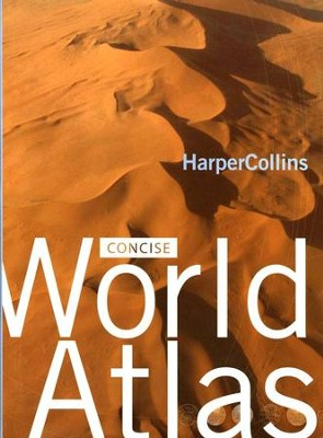 HarperCollins Concise World Atlas   -