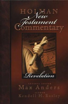 Revelation: Holman New Testament Commentary [HNTC]   -     By: Max Anders