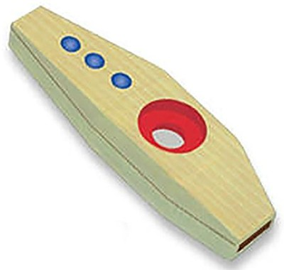 Makin' Music Instruments: Kazoo   -     By: Melissa & Doug