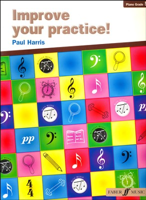 Improve Your Practice! Piano, Grade 5  -     By: Paul Harris