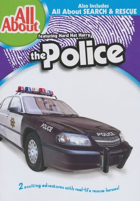 All About The Police And Search and Rescue, DVD    -