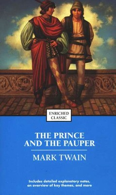 The Prince and the Pauper (enriched classic)   -     By: Mark Twain