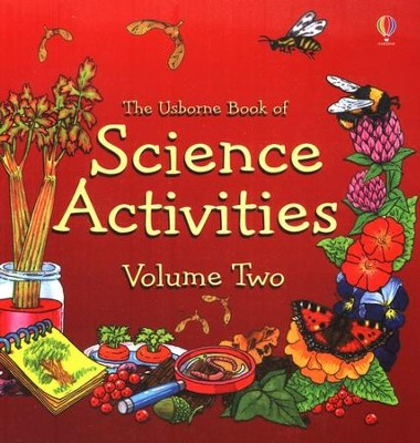 The Usborne Book of Science Activities Volume 2   -