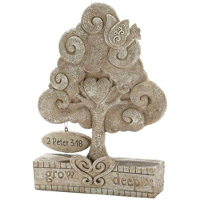 Tree, Grow Deep Garden Figure  -
